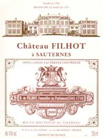 Chateau Filhot 2000